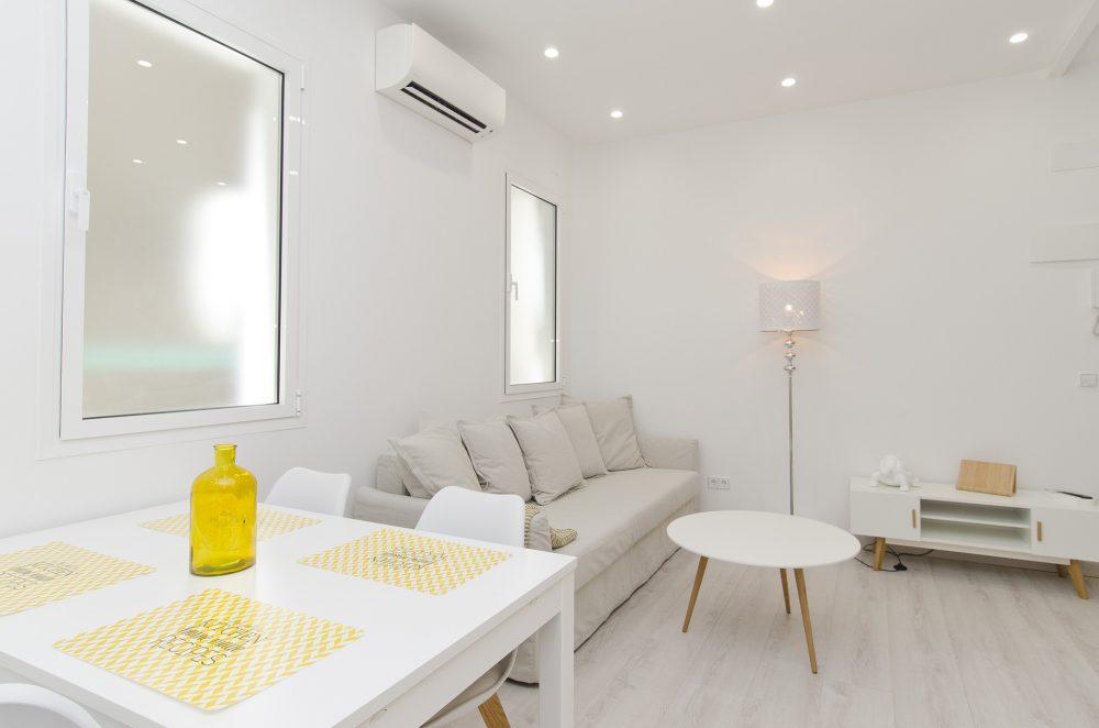 Fotógrafo de interiores. Apartamento para Airbnb en Madrid